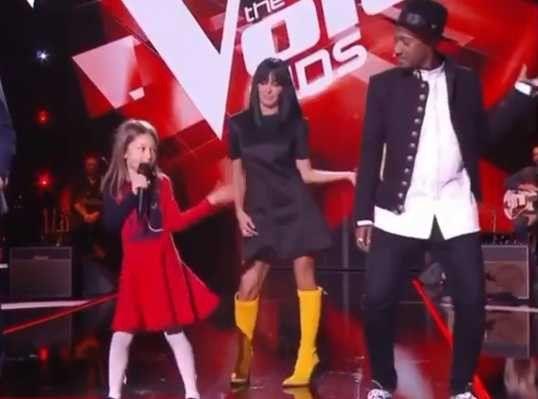 Jenifer Ou Trouver Sa Tenue Dans The Voice Kids 7 Et A Quel Prix