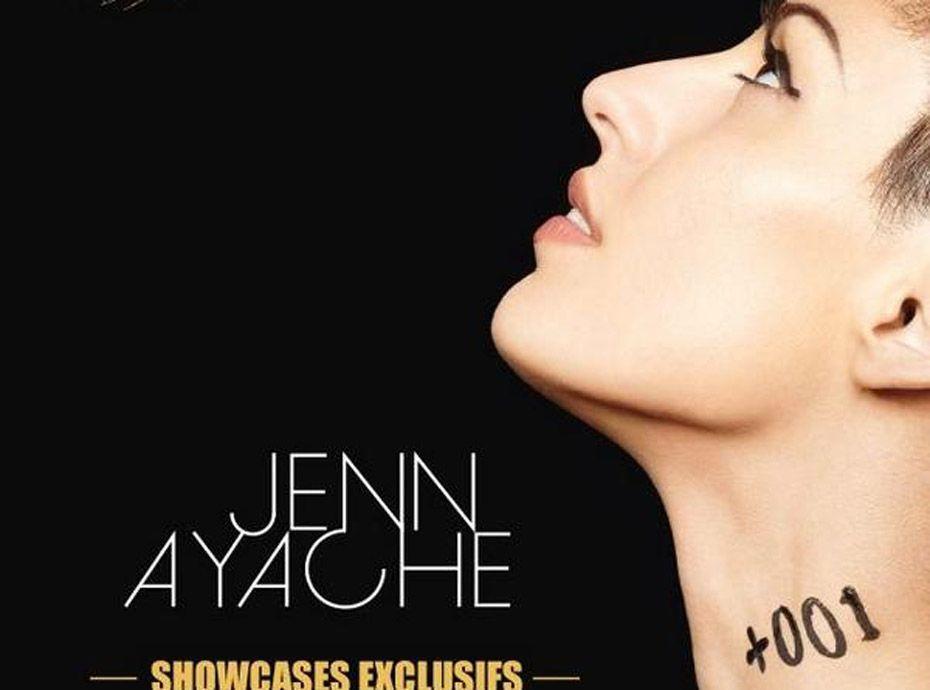 foto de Jenn Ayache : en concert au Nouveau Casino de Paris pour