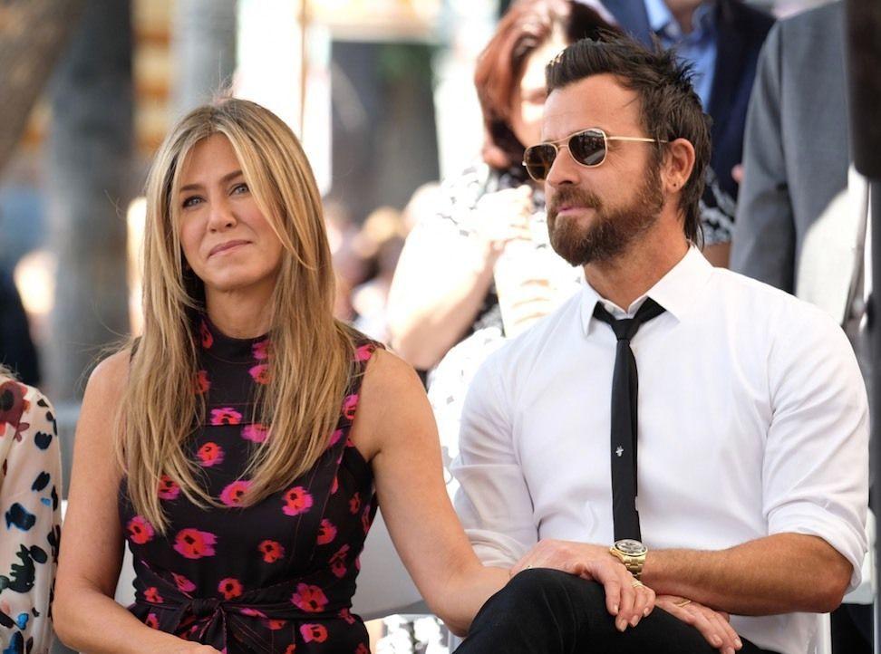 Jennifer Aniston : Des mots d'amour de Brad Pitt retrouvés... par Justin Theroux !