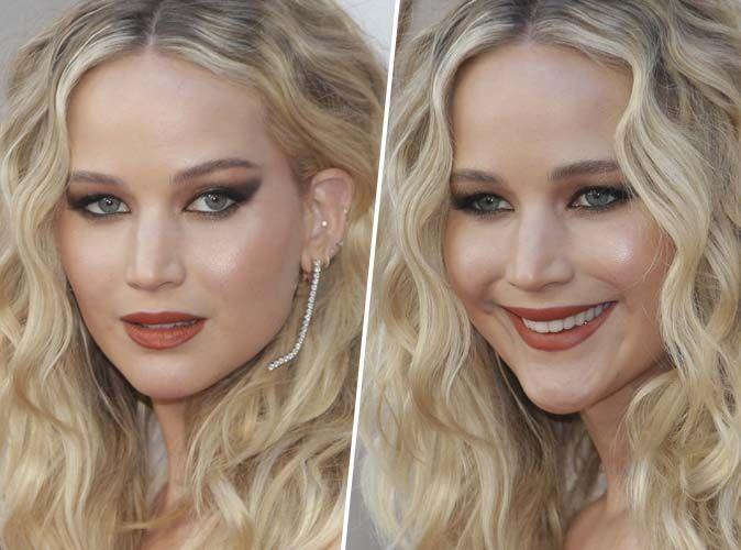 Jennifer Lawrence : Comme elle, on ose le rouge à lèvres mat cuivré