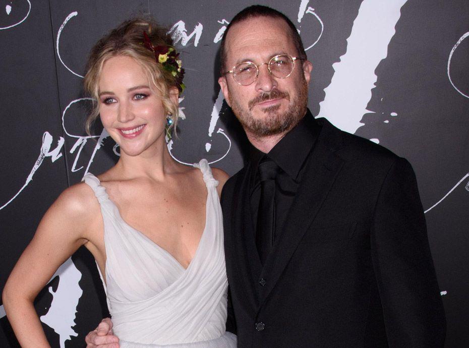 Jennifer Lawrence : L'actrice s'est séparée de Darren Aronofsky