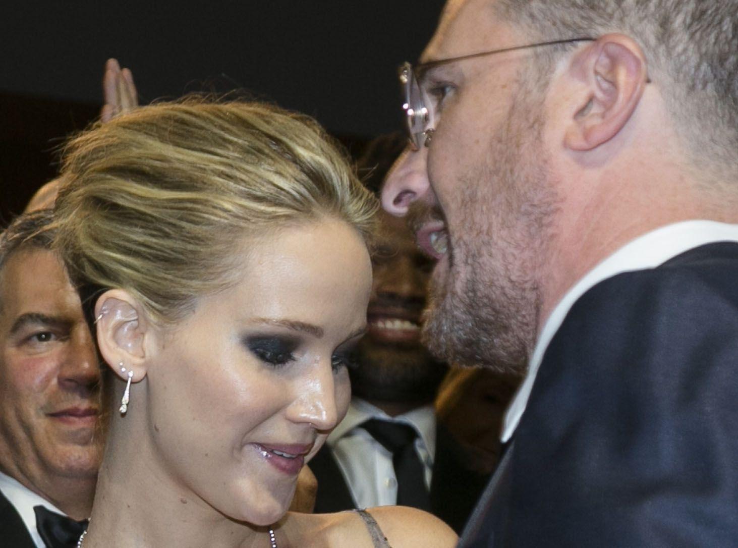 Jennifer Lawrence : S'est-elle lassée de sa relation avec Darren Aronofsky ?