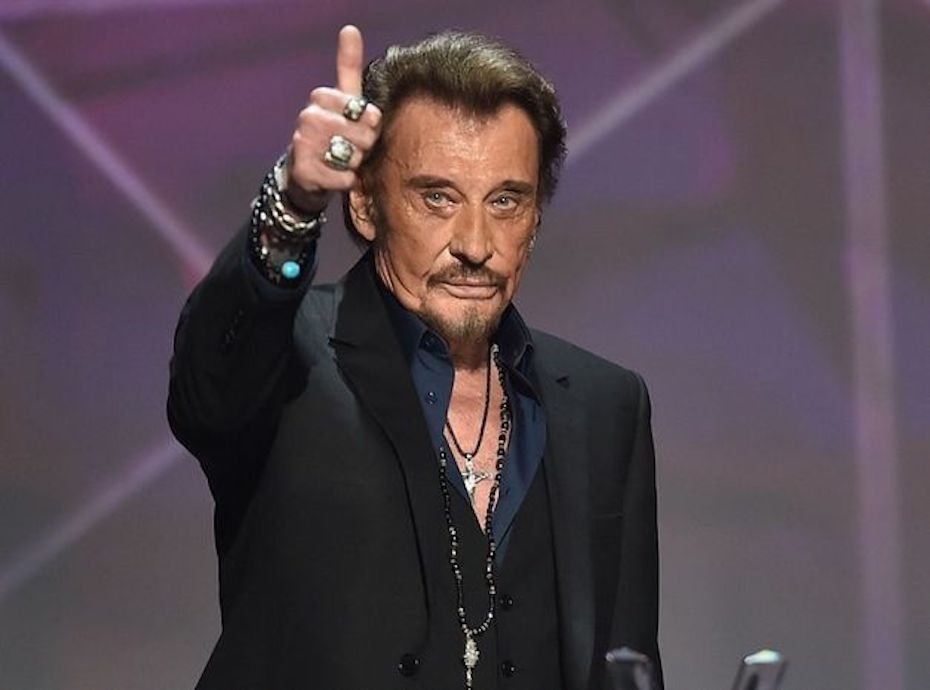 French singer Johnny Hallyday has passed away of lung cancer, aged 74