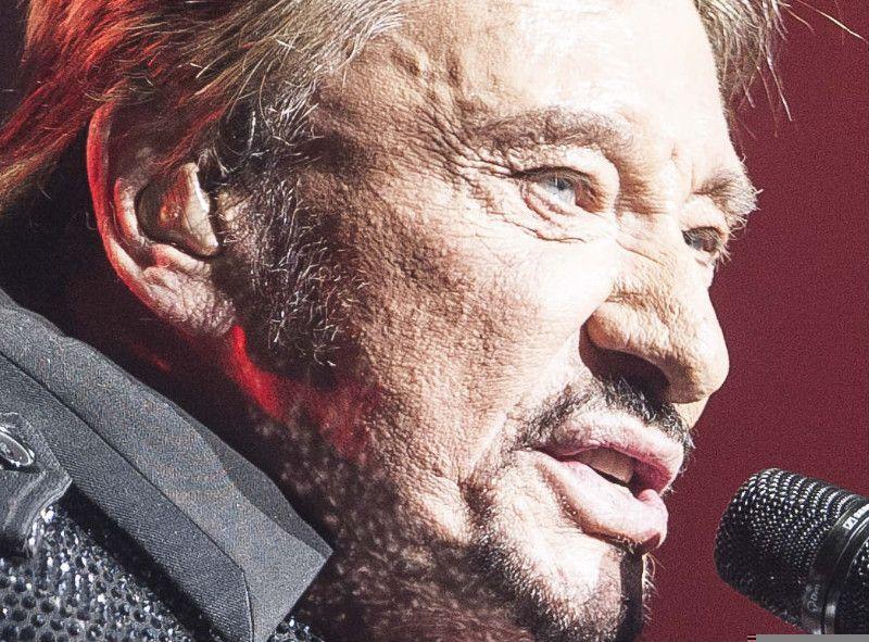Johnny Hallyday : Le nouveau visage de sa statue ratée...