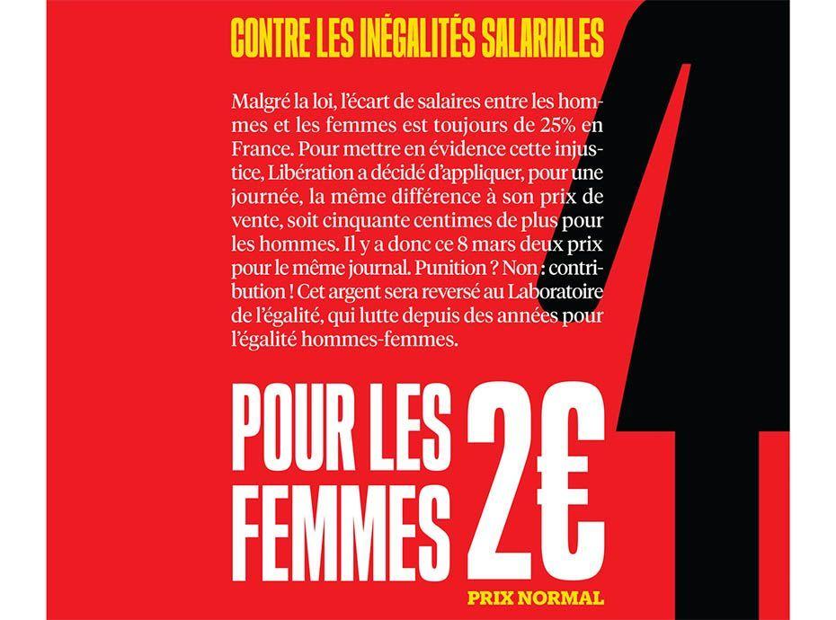 Journ e internationale du droit des femmes lib ration for Le journal du pays d auge