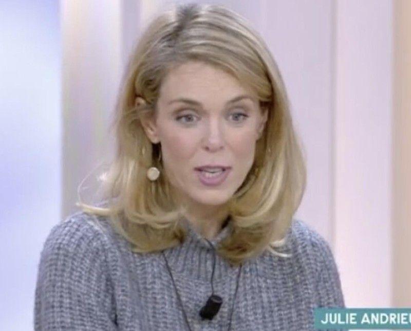 Julie Andrieu dans l'embarras : son ex balance sur Instagram, son histoire très particulière avec un milliardaire !