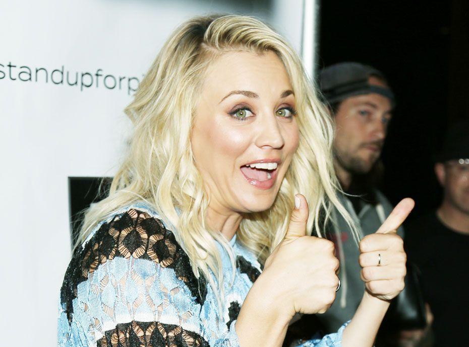 Kaley Cuoco (The Big Band Theory) : à peine divorcée, elle s'est fiancée !