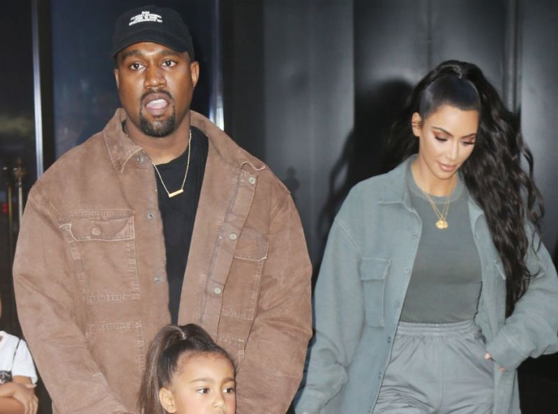Kanye West : Il reconnaît avoir eu peur d'être largué par Kim Kardashian !