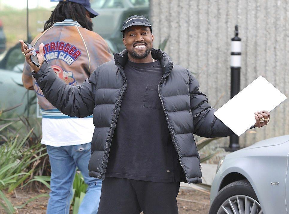 Kanye West : Il signe un retour fracassant sur Instagram !
