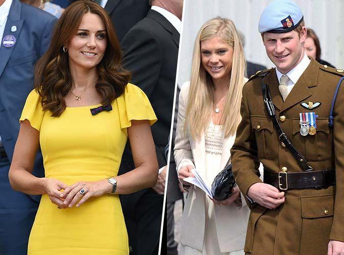 Kate Middleton est à l'origine de la rupture entre le Prince Harry et Chelsea Davy