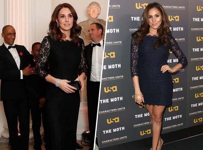 Kate Middleton VS Meghan Markle : qui porte le mieux la robe Zarita de Diane von Fürstenberg ?