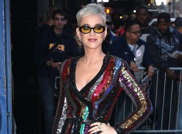 Katy Perry : Chirurgie esthétique ou pas ? Elle répond !