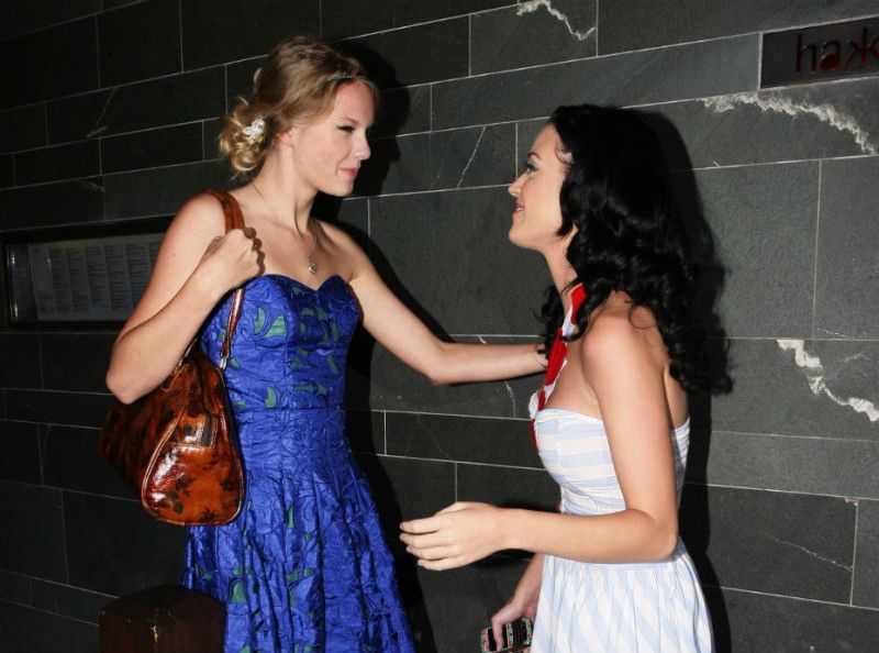 Katy Perry et Taylor Swift se sont réconciliées !