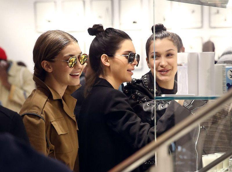 Kendall Jenner : son amitié à Gigi et Bella Hadid est ter-mi-née !