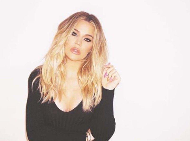 Khloé Kardashian dévoile le visage de sa fille True