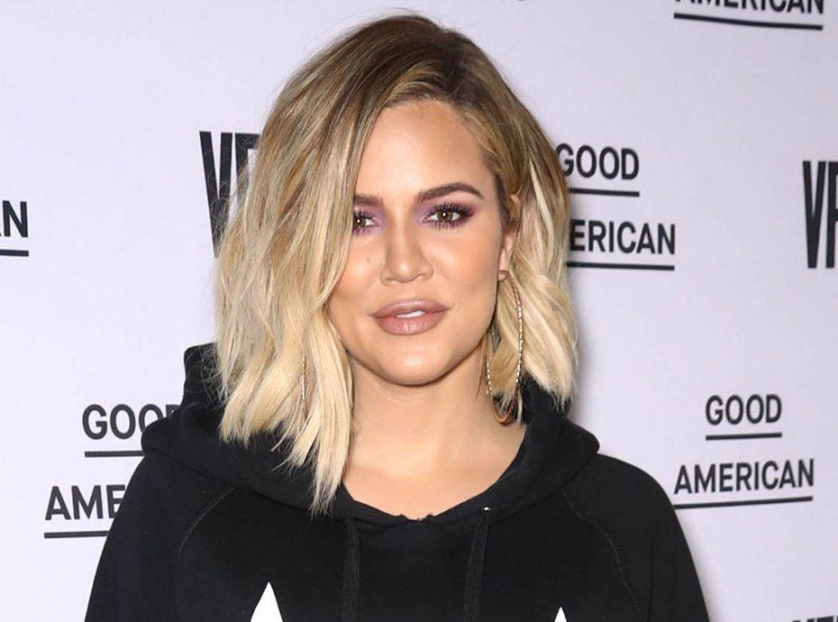 Khloé Kardashian dévoile enfin le prénom de sa fille !