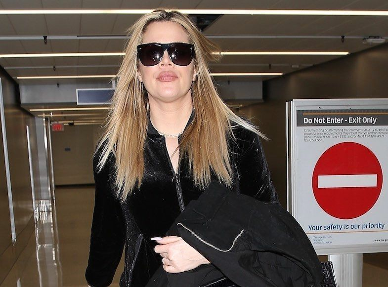 Khloe Kardashian : Enceinte de huit mois, elle est accusée de faire n'importe quoi !