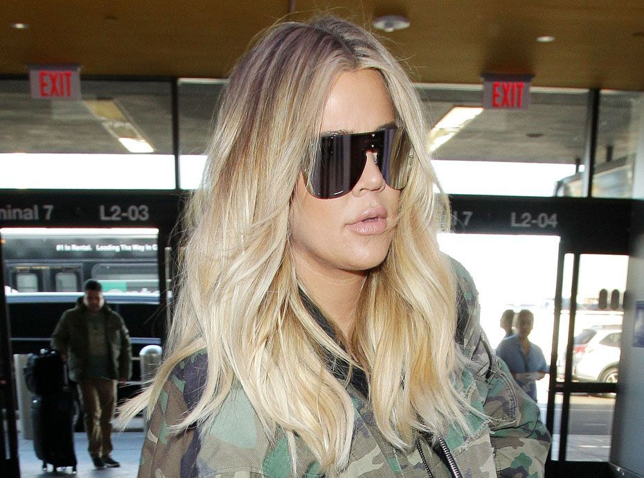 Khloé Kardashian : ne vous avisez surtout pas d'oublier qu'elle aussi est enceinte !