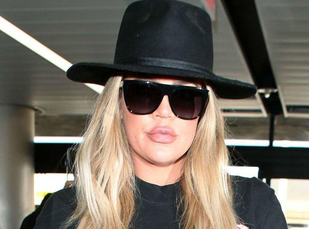 Khloé Kardashian nostalgique :