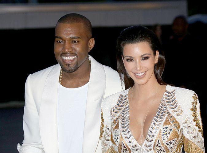 Kim Kardashian Decouvrez La Premiere Image De Sa Robe De