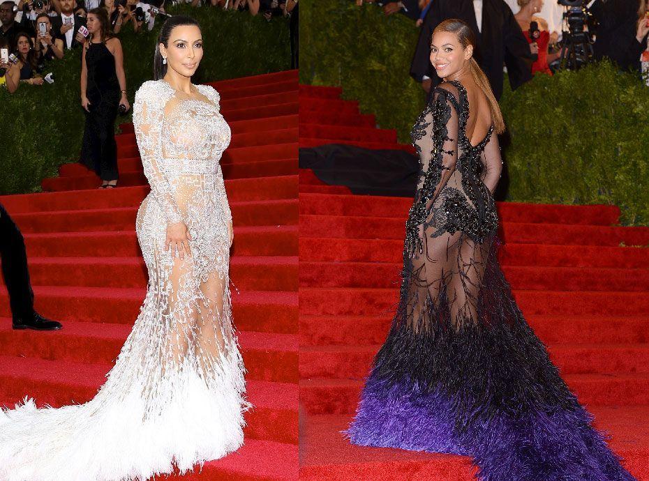Kim Kardashian et Beyoncé, enfin réconciliées ?