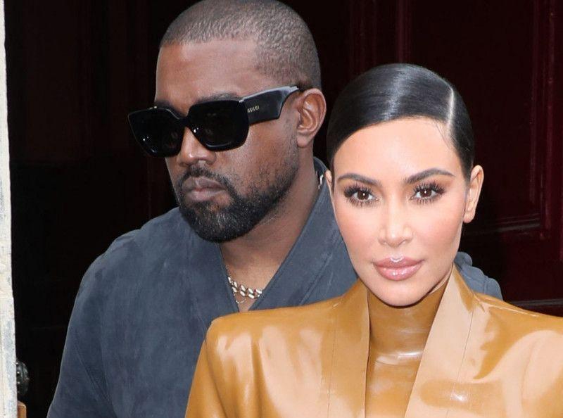 Kim Kardashian et Kanye West divorcent : Le conseil inattendu de cette célèbre chanteuse française ! - Public