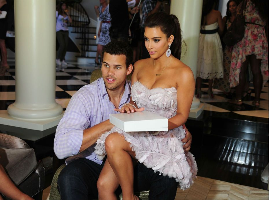 kim kardashian le dure r233alit233 de son mariage 224 kris