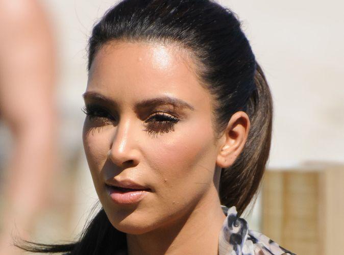 Kim Kardashian porno bande Filipina chatte gicler