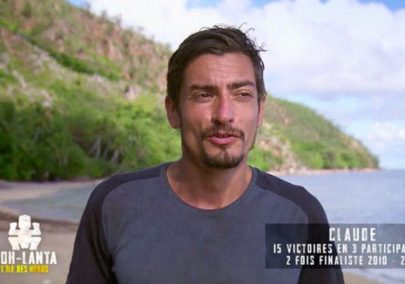 Koh-Lanta : les 4 Terres : le point commun de ce candidat avec Claude !