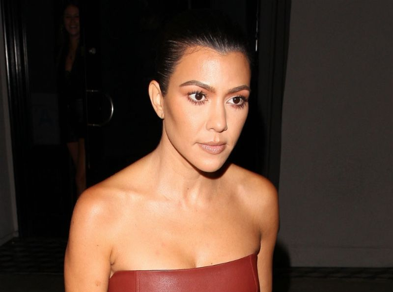 Kourtney Kardashian : Avec ses soeurs, c'est chaud !