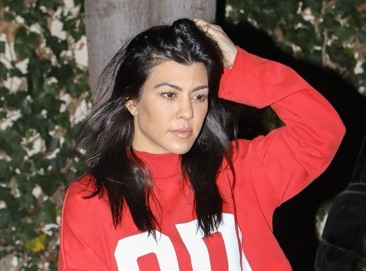 Kourtney Kardashian : Elle affiche ses fesses sous le soleil !