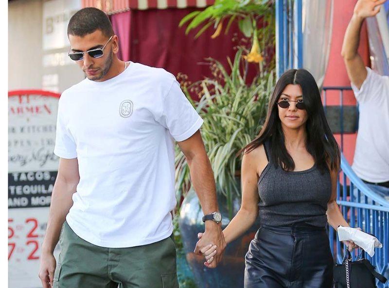 Kourtney Kardashian et Younes Bendjima : La presse américaine annonce leur rupture...