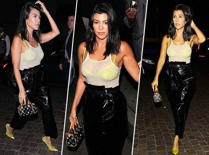 Kourtney Kardashian : qui valide le look de la jeune célibataire ?