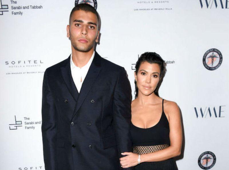 Kourtney Kardashian : son ex Younes Bendjima frappe un inconnu... Découvrez la vidéo