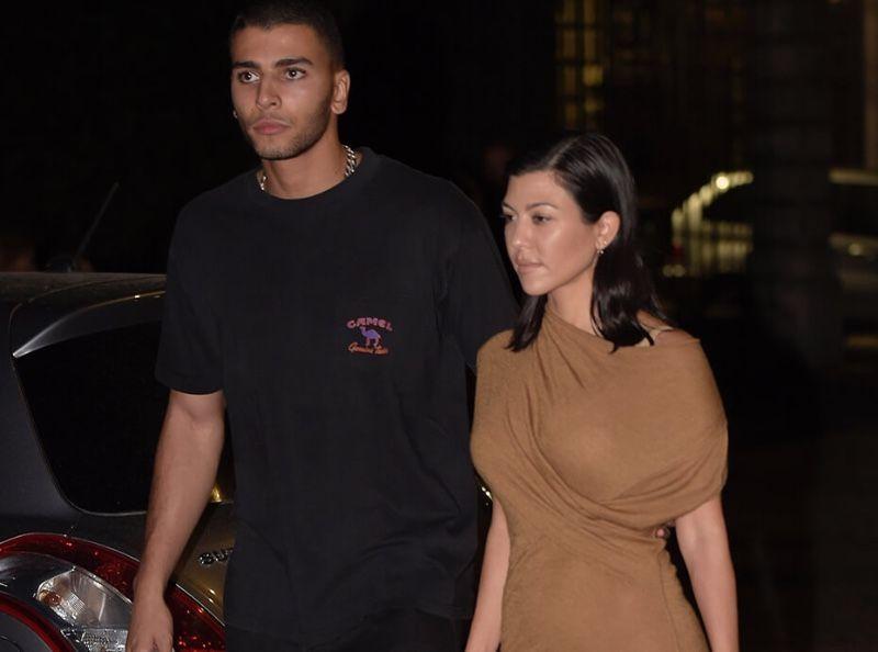 Kourtney Kardashian sur le point de se marier avec Younes Bendjima ? Le cliché qui sème le doute...