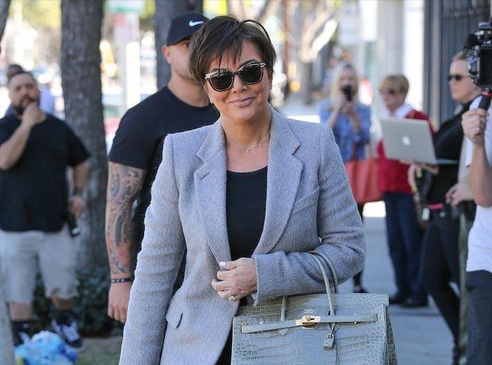 Kris Jenner :  Comme Donald Trump, elle est la victime des révélations de Stormy Daniels !