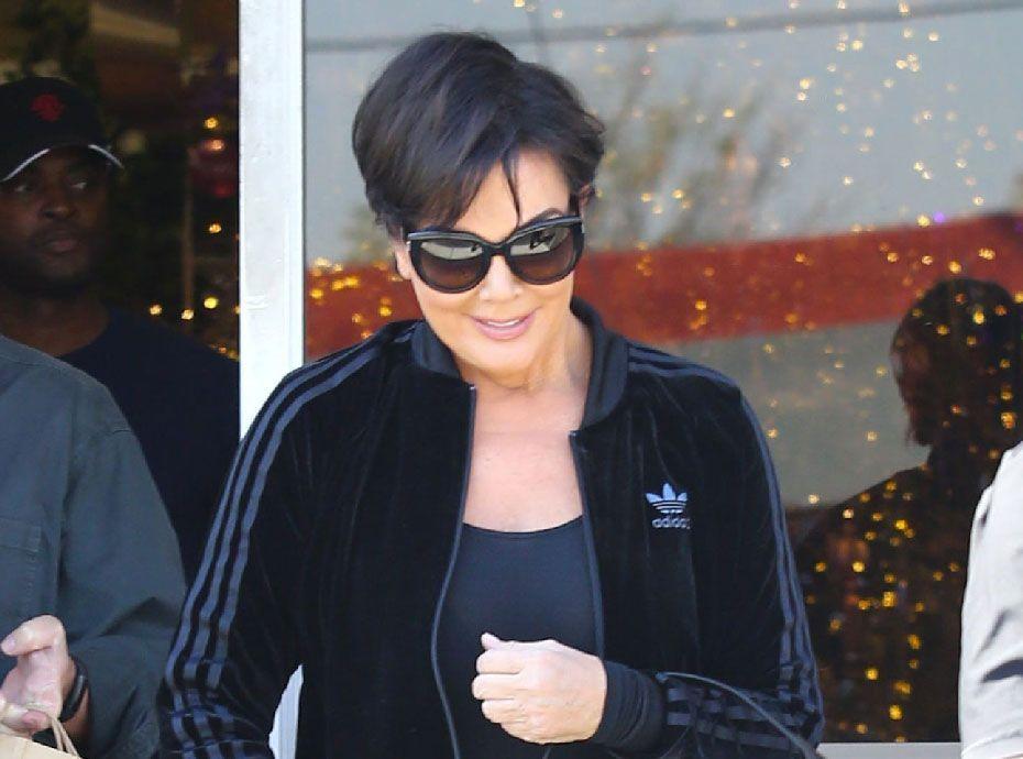 Kris Jenner pète un plomb dans un supermarché de Hard discount
