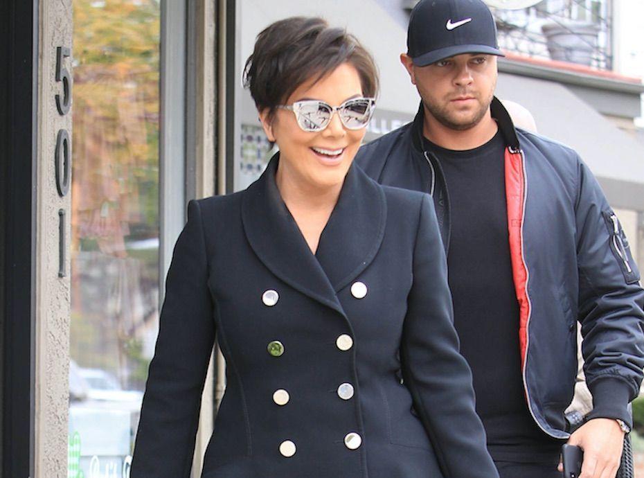 Kris Jenner : Sa belle déclaration pour l'anniversaire de son fils Rob Kardashian !