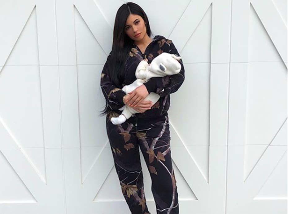 Kylie Jenner : Elle dévoile une nouvelle vidéo ultra cute de sa fille Stormi !