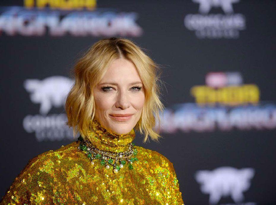 L'actrice Cate Blanchett présidera le Festival de Cannes 2018
