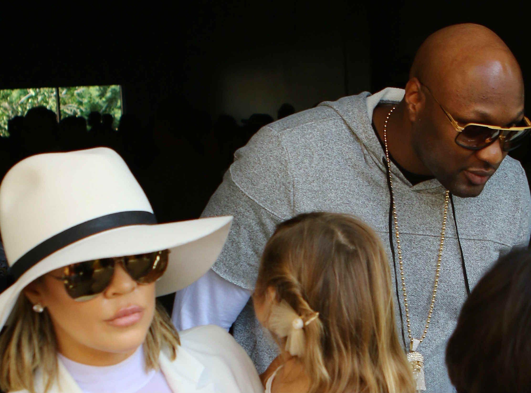 Lamar Odom : Il n'a pas tari d'éloges sur Khloé Kardashian !