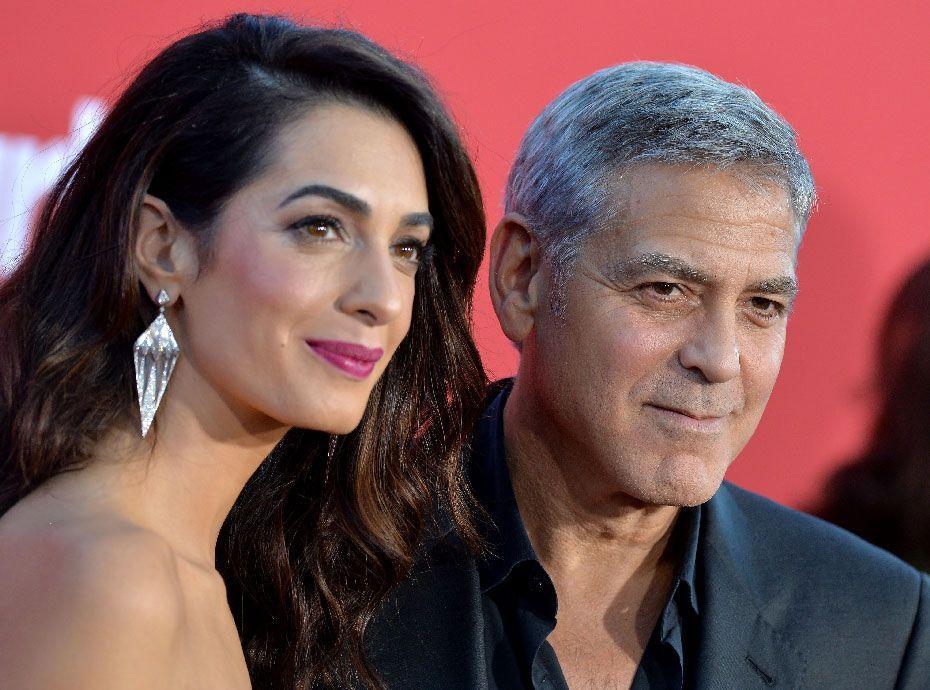 Le jour où George Clooney a compris qu'Amal était la femme de sa vie...