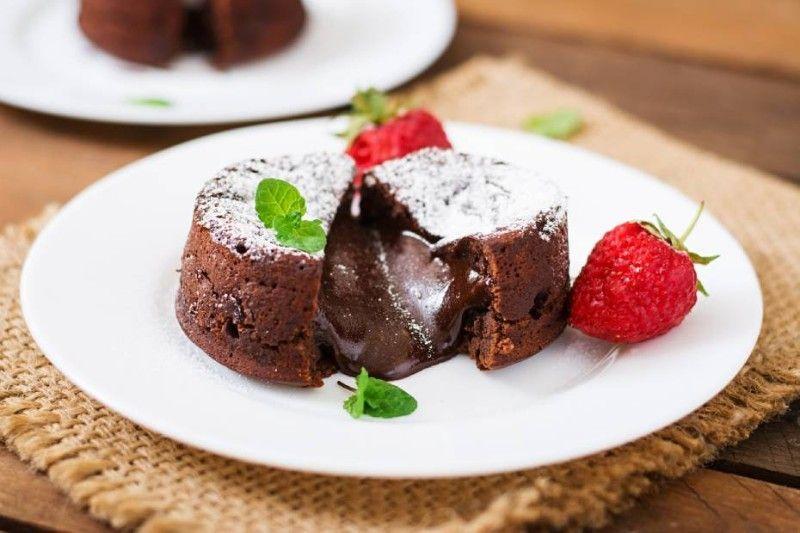 Le moelleux au chocolat ultra coulant et facile de Juan Arbelaez pour un lundi réconfort