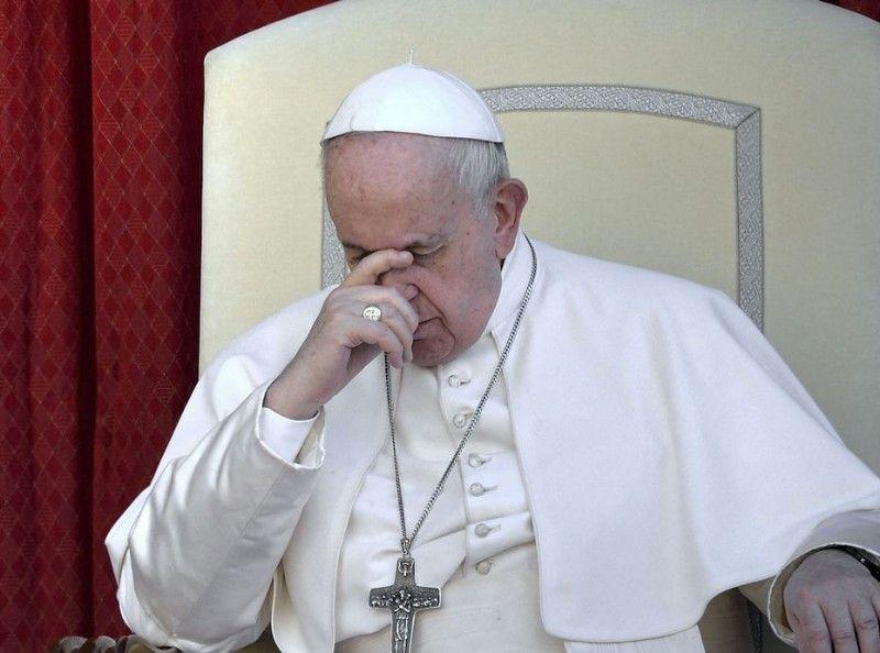 Le Pape François opéré d'une inflammation du colon