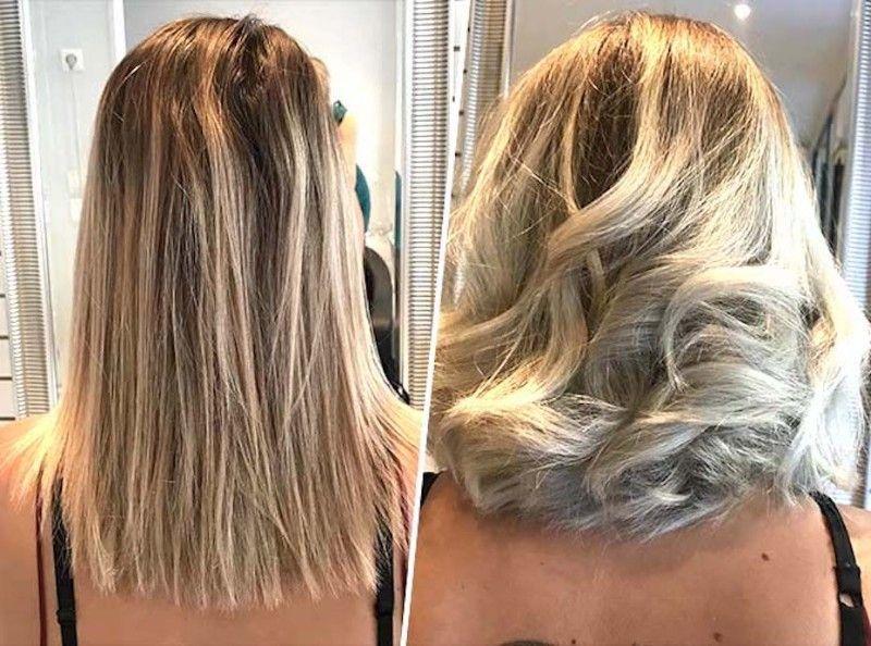 Leciseau.fr : On a enfin eu notre blond polaire grâce au salon Sublime by NB !
