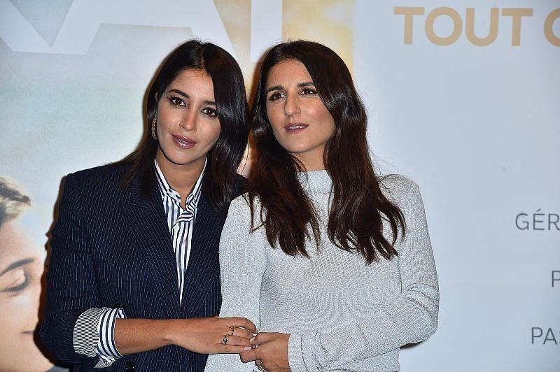 Leila Bekhti et Géraldine Nakache : gros règlement de compte sur Instagram après la publication d'une photo dossier ! - Public