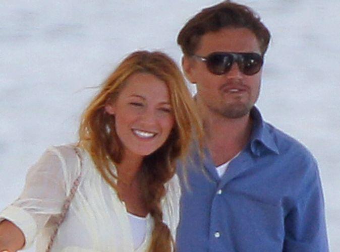 Leonardo Dicaprio Et Blake Lively Leur Grand Amour Cest Fini