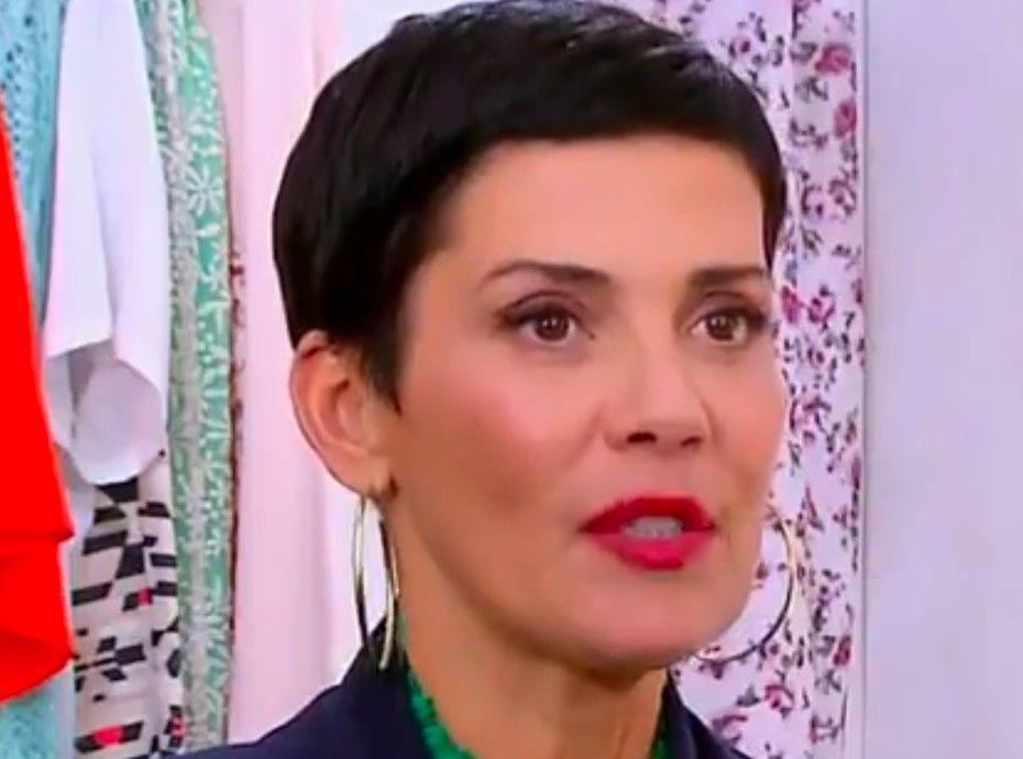 Les Reines du Shopping : Une candidate se vautre... Cristina Cordula morte de rire !