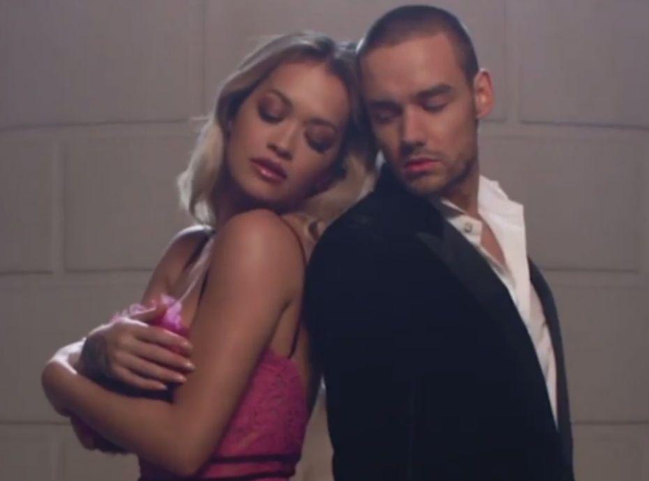 Liam Payne oublie Cheryl dans les bras de Rita Ora... Et c'est HOT !