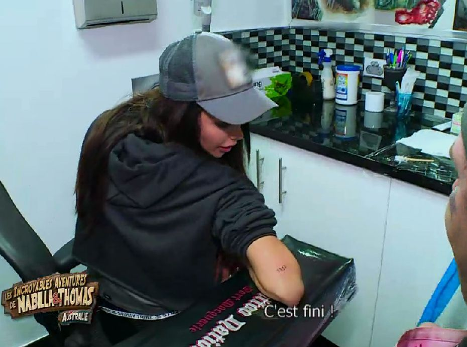 photos h233lix tattoo quand le tatouage remplace le